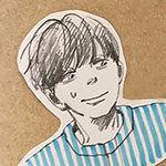 [育児漫画連載]イトウハジメの「僕と姪っこのてづくり時間」 Vol.9 手作りコマ