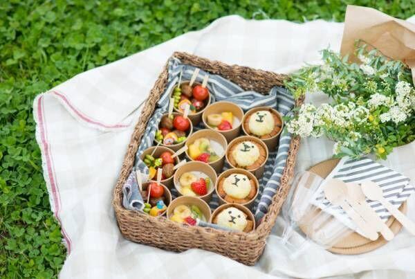 おしゃれで楽しいピクニックを満喫しよう♪ おすすめのお弁当レシピやアイテムなどを一挙ご紹介!