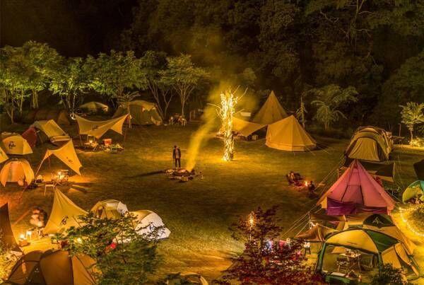 【手ぶらで行けるキャンプ場5選】初心者&子連れにおすすめ! 必要な持ちものもチェック!