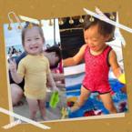 プール開き直前!日焼け対策も重要な「幼稚園・保育園用の水着選び」4つのポイント
