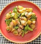 森崎友紀のマタニティ美レシピ♪#01 「葉酸がたっぷり摂れる!ホットチーズポテサラ」