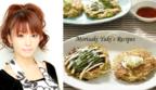 【森崎友紀のマタニティ美レシピ】♪#04 「肉なしでも大満足!豆腐のお好み焼き」