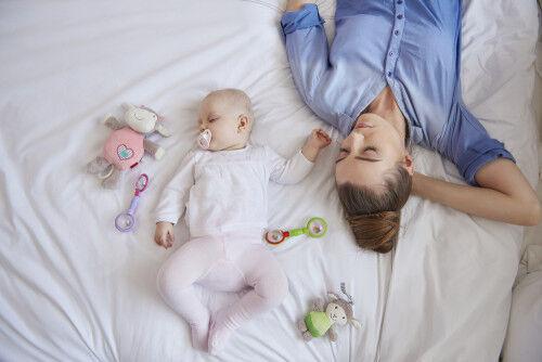 夜泣きの原因はママだった!? 赤ちゃんの眠りの驚きのヒミツとは【夜泣き知らず育児】#05