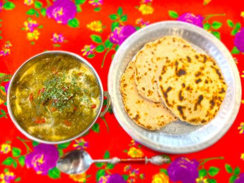 意外にかんたん !? 初期の離乳食「インド料理レシピ3つ」  #03