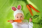 赤ちゃんにビタミンをあげよう!離乳食におすすめの野菜3つ