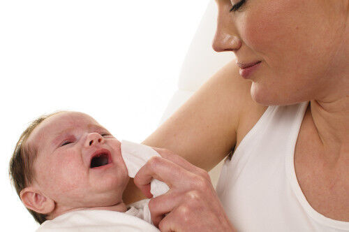 赤ちゃんの冬の肌トラブルと言えば…「よだれかぶれ」の対処法2つ