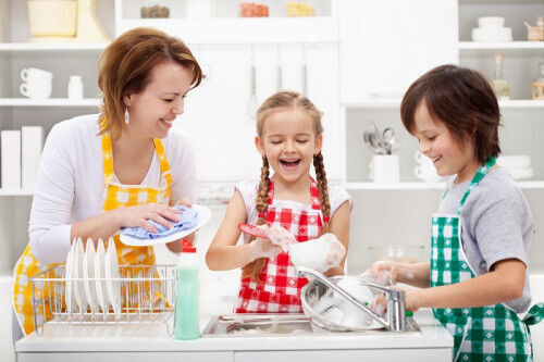 2人育児の必須スキル!? 今日からできる「家事時短テク」8つ #19