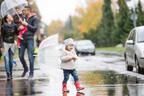 ゲリラ豪雨時の通園に備えて!自転車の雨対策&おすすめグッズ5選