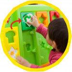 【0~1歳】遊べる仕掛けが満載!「はらぺこあおむし」ベビーサークルの特長3つ