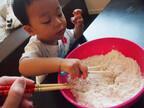 【1歳〜】親子でお月見料理♪「簡単キット」でお手伝いデビュー