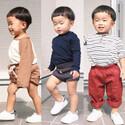 可愛すぎる♡最新トレンド「韓国子供服」の秋コーデ3つ