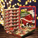 クリスマスのカウントダウンにおすすめ!「アドベントカレンダー」5選