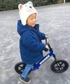 3歳児が三輪車→自転車へ!特訓の末、乗れるのか…!?