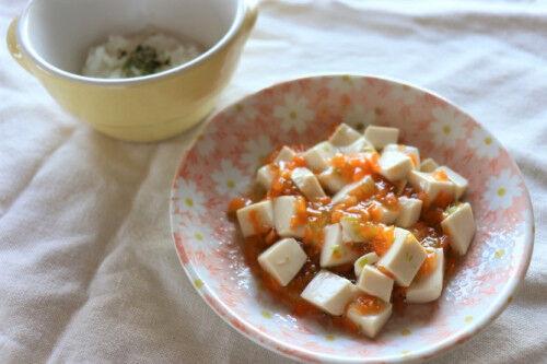 基本だしの作り方って?豆腐と野菜のだし煮レシピ 【フリージング離乳食】#01