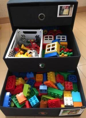 レゴ(R)の片付けが早くなる!? 収納アイディア&おススメグッズ