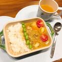 夏バテにとろとろナスの夏野菜カレー!【野菜嫌いの幼児食】#6