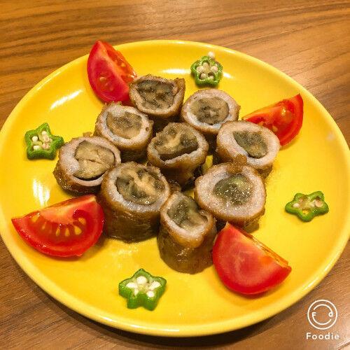 旬の夏野菜、ナスで作るくるくる豚巻き【野菜嫌いの幼児食】#7