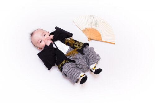 年始のご挨拶時に着させたい!可愛いフォーマルベビー服・用品10選【男の子編】