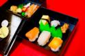 つかみ食べ期の赤ちゃんにオススメ♪「ベビー寿司」
