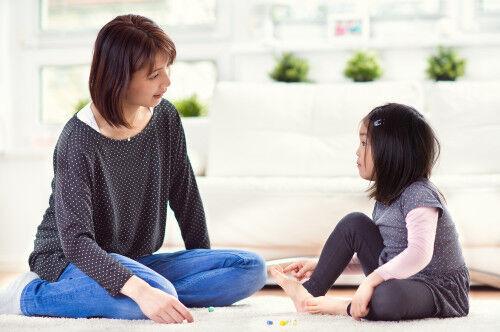 「何でママにはおちんちんがないの?」子どもに伝えたい性の話