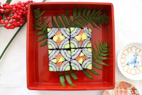 【2018年は南南東】恵方巻も可愛く美味しく♪「飾り巻き寿司レシピ」