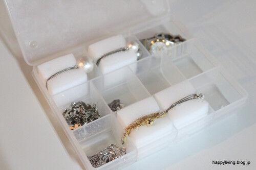 100円アイテムで超簡単!「ネックレスが絡まない」収納アイデア