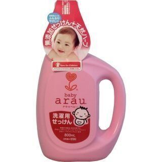 洗濯以外にも使い道が!? 赤ちゃんに優しい「無添加洗剤」7選
