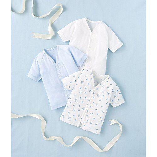 着替えは1日4回以上!? 出産前に準備したい「新生児肌着」7選