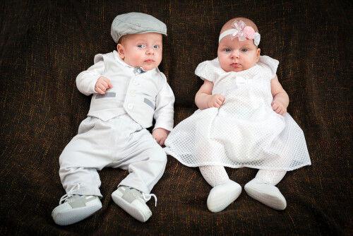 退院・出産祝い時に着せたい♡ 新生児「セレモニードレス」5選