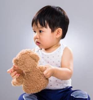 「ママ」すら言わない…【ウチの子、言葉が遅いかも?】#01