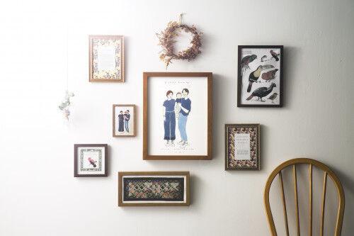 真っ白な壁をセンスアップ!素敵な「壁掛けインテリア」特集♡