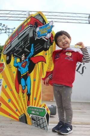 小さなスーパーマン達が激闘!?「ストライダーエンジョイカップ」に初挑戦!