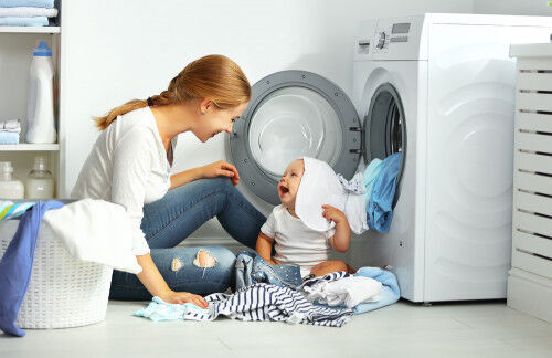 妊娠・出産を機に検討したい、 赤ちゃんに優しい「無添加洗剤」7選