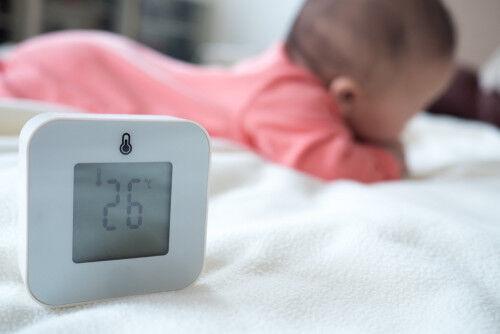 湿度何%で不快に感じる?「夏の赤ちゃんの育児」で注意したい3つのこと