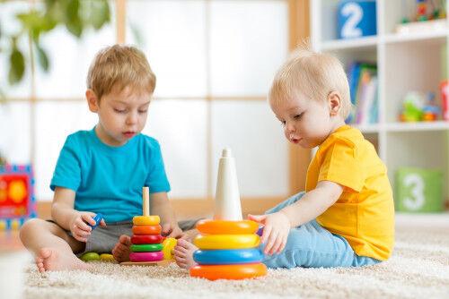 おもちゃ多すぎかも!? 「年齢別おもちゃの適正量」って知ってた?