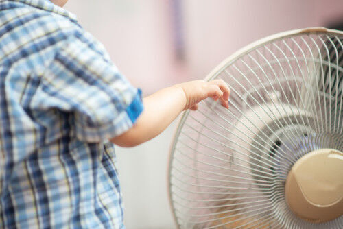 1~2歳児の80%が経験!扇風機の「ヒヤリ事故」を防ぐ安全対策とオススメ扇風機8選