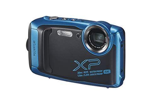 防水だから安心!レジャーやお出かけにおすすめ「水陸両用カメラ」5選