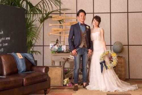 デニムウェディングもアリ!? 話題の「イマドキ人気結婚式スタイル」をご紹介!