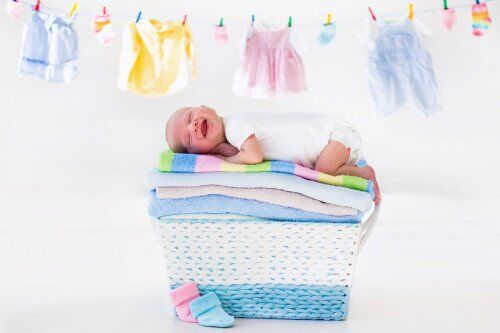 大人用とココが違う!敏感な肌の赤ちゃんにおすすめ「ベビー用洗剤」6選