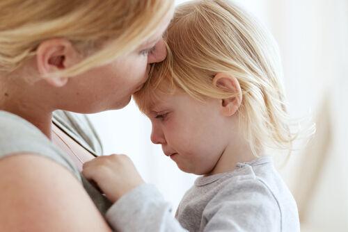 「幼稚園に行きたくない!」子どもの不安を解消していくママの行動3つ