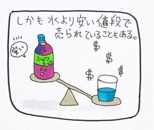 子どもが食事を取りながら炭酸ジュースは常識!? 水より安いチリのジュース事情