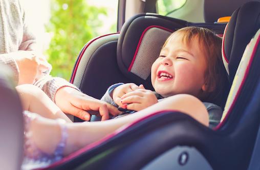 赤ちゃんのための進化!チャイルドシート「クルット6i」新モデル登場