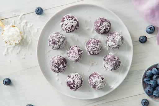 おしゃれすぎる♡冷凍ブルーベリーでつくる簡単レシピ3つ