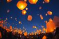 まるで映画のワンシーン!幻想的すぎる夜空が最高な「スカイランタン七夕祭り」