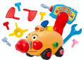 子ども達が夢中になりそう!アンパンマン号を組み立てる知育玩具