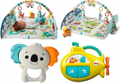 遊びながら育つ!子どもの発育をサポートする3つのおもちゃが同時発売