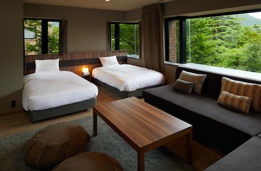家族だけで過ごす贅沢な時間!箱根のホテルの夏休み特別プラン【1日1室限定】