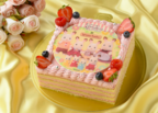 かわいすぎて食べられない♡シルバニアファミリーから初のコラボケーキ登場