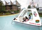 人気アウトドアブランドと富士急がコラボ!遊園地で楽しむアウトドアにワクワクする
