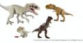ジュラシックワールドを自宅で再現⁉︎迫力満点の恐竜フィギュア新登場